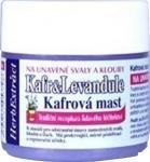 Gáfrová masť s levanduľovým olejom 150 ml