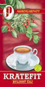 Kratefit čaj na vysoký tlak