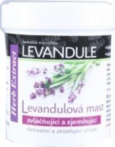 Levanduľová masť 125 ml