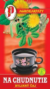 Na čistenie krvi čaj
