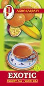 Ovocný čaj - exotic