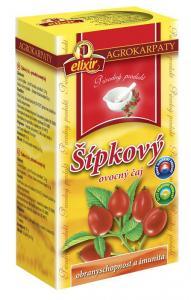 Šípkový ovocný čaj
