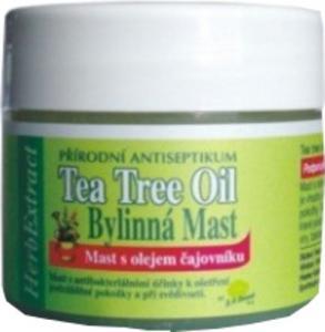 Tea Tree Oil bylinná masť 150 ml