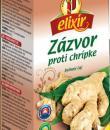 Elixír Zázvor proti chrípke