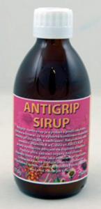 Antigrip s karamelom