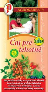 BIO čaj pre tehotné ženy