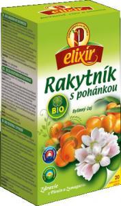 BIO Elixír Rakytník s pohánkou čaj