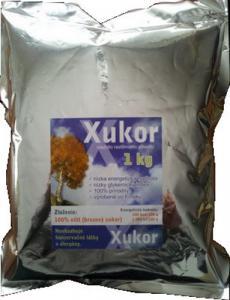 Brezový cukor Xukor Xylitol 1kg