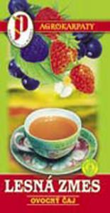Ovocný čaj - lesná zmes