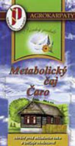 Metabolický čaj Čaro