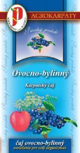 Ovocno-bylinný karpatský čaj
