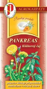 Pankreas Kláštorný čaj